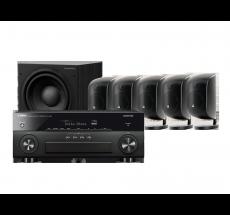 MusicCast RX-A880 + 5 x M-1 + ASW 608