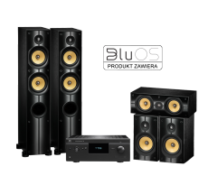 T 758 V3 + PSB Speakers Imagine X1T + XC + XB
