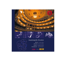 Staatskapelle Dresden Berlioz, Bruckner, Strauss and Shostakovich