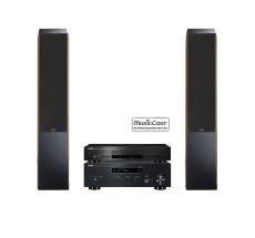 R-N303D + CD-S300 + NOTA 550