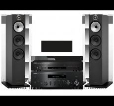 R-N602 + CD-S300 + B&W 603