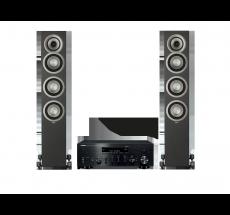R-N803D + ELAC Uni-Fi FS U5