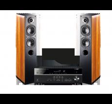 RX-V485 + NOTA 550