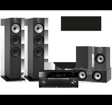 RX-A1080 + B&W 603 + 607 + HTM6