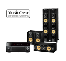 RX-A2080 + PSB Speakers Imagine X2T + XC + XB