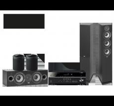 RX-V485 + Debut F5.2 + C5.2 + 2 x MUSICCAST 20