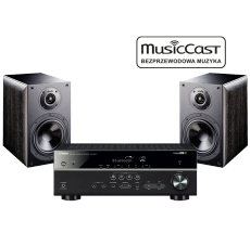 RX-V485 + NOTA 260X