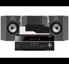 RX-V685 + B&W 606