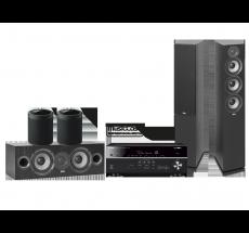 RX-V685 + Debut F5.2 + C5.2 + 2 x MUSICCAST 20