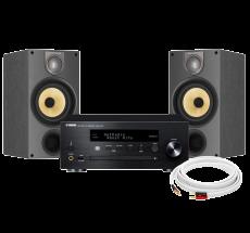MusicCast PianoCraft MCR-N470D + 686 S2 + CBV130016