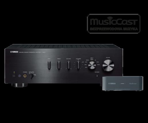 A-S501 + MusicCast WXAD-10