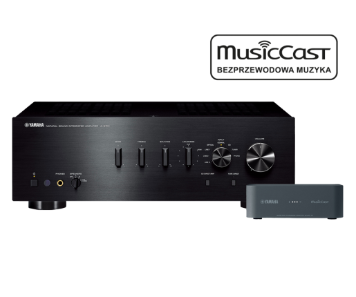A-S701 + MusicCast WXAD-10