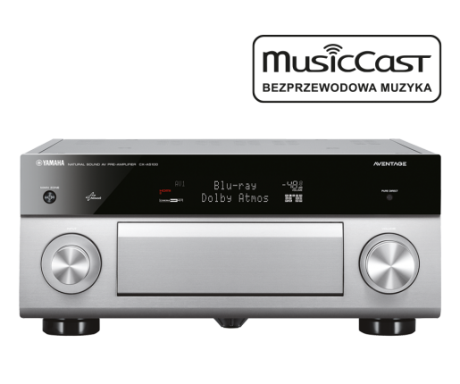 MusicCast CX-A5100