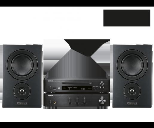 PianoCraft MCR-N670D + Mission LX-2