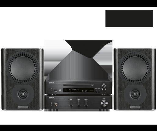PianoCraft MCR-N670D + Mission QX-1