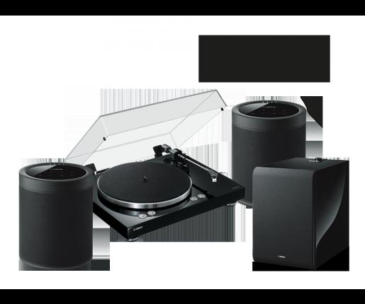 MusicCast Vinyl 500 + 2x MusicCast 20 + SUB 100