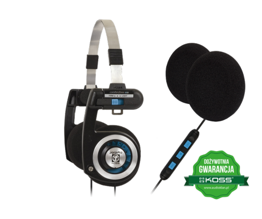 Porta Pro KTC + Gąbki do słuchawek