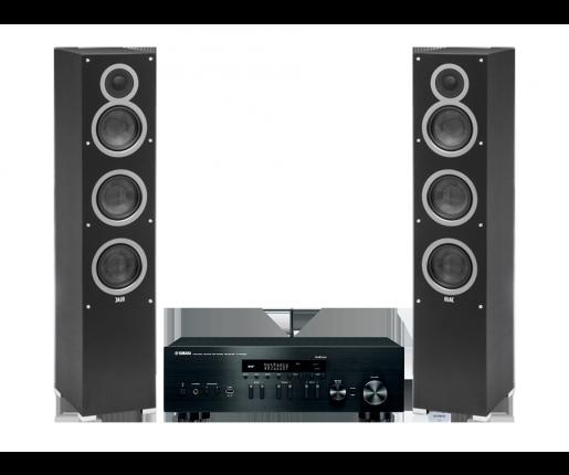 R-N402D + ELAC Debut F5
