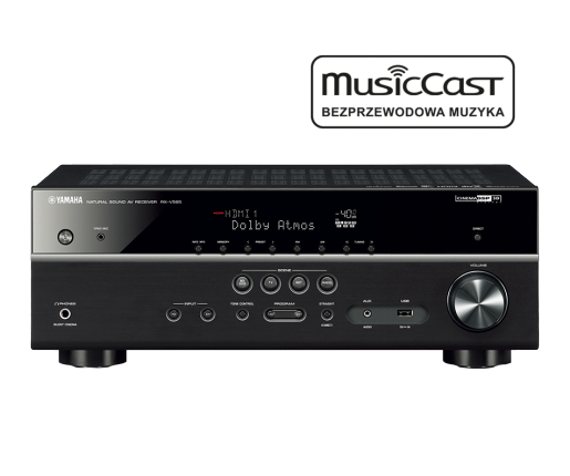 MusicCast RX-V585