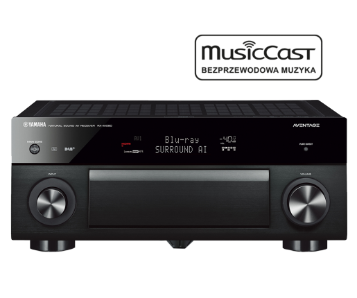 MusicCast RX-A1080