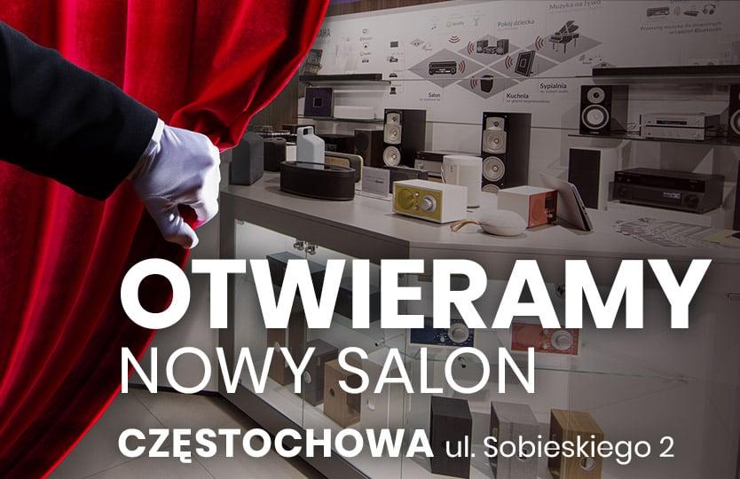 Nowy salon Top Hi-Fi & Video Design w Częstochowie