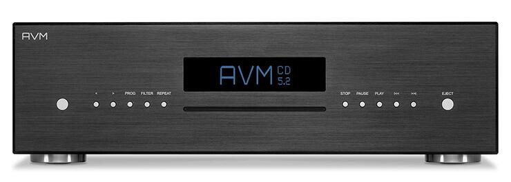 AVM Evolution CD 5.2 MK2