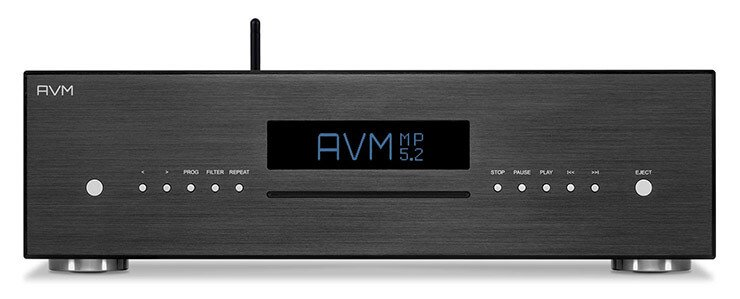 AVM Evolution MP 5.2