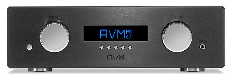 AVM Ovation PA 8.2