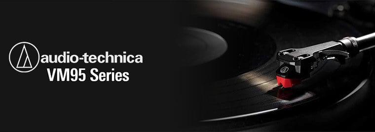Audio Technica seria VM95