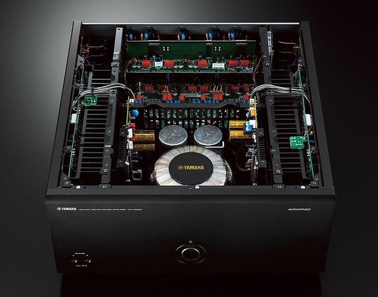 Procesor AV MusicCast MX-A5200