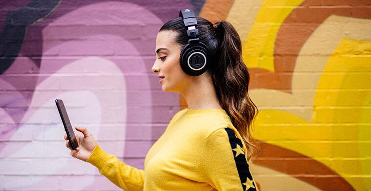 Audio - Technica ATH-M50xBT