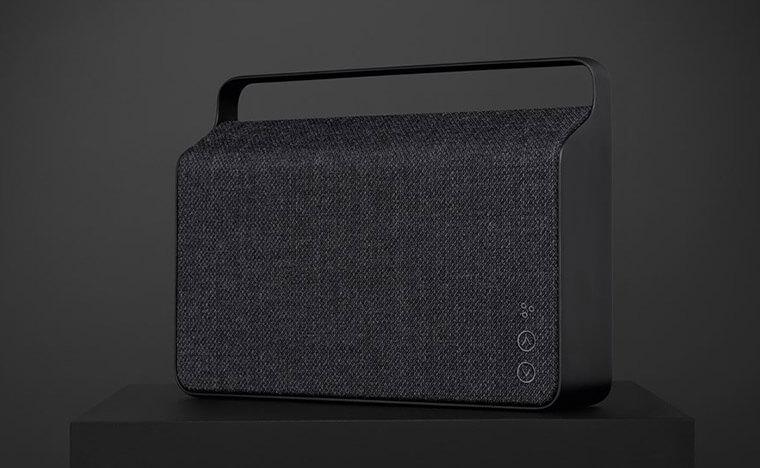 Vifa slate black