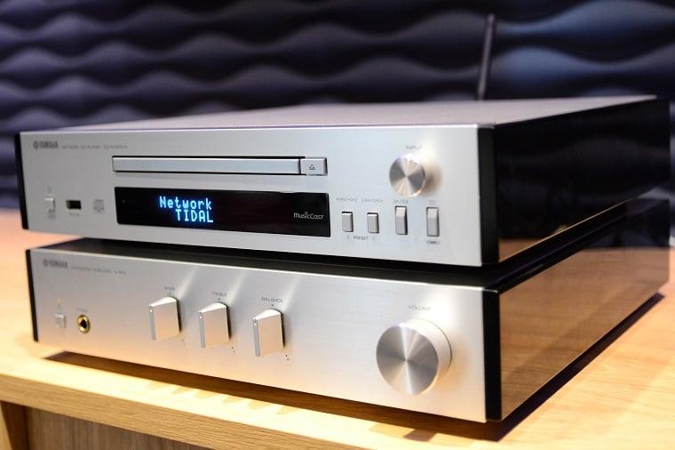Yamaha MCR-N670
