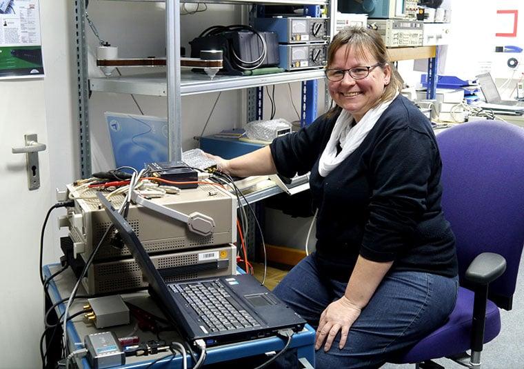 Testy urządzeń przeprowadzane w siedzibie Clearaudio