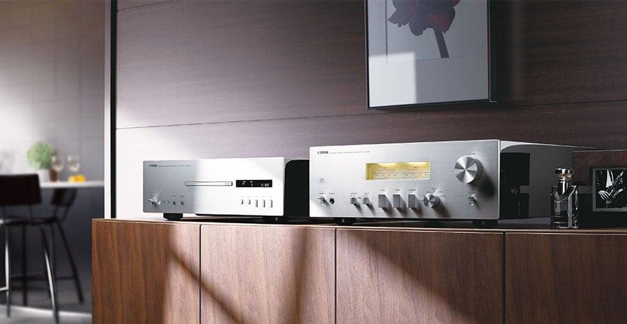 Yamaha A-S1100/Yamaha CD-S1000