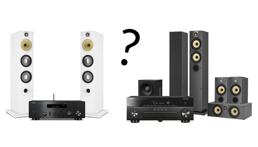 Stereo czy kino domowe?