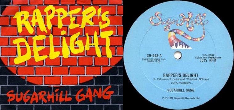 """""""Rapper's Delight"""" - Sugarhill Gang"""