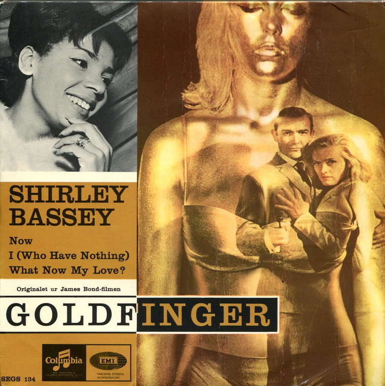 """Goldfinger"" - Shirley Bassey"