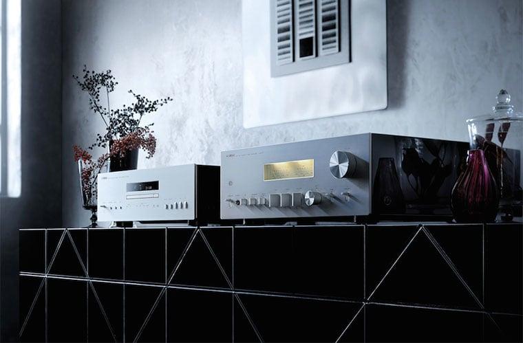 Yamaha A-S2100 i CD-S2100