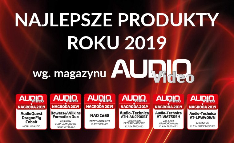 Nagrody magazynu Audio-Video