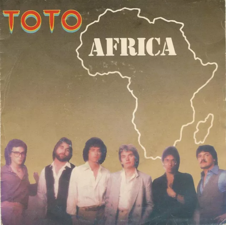 """Africa"" - Toto"