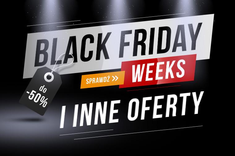 Black friday i inne oferty