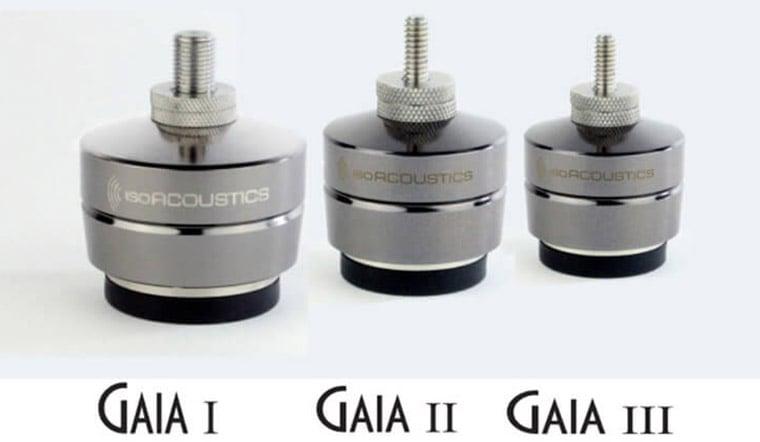 IsoAcoustics Gaia