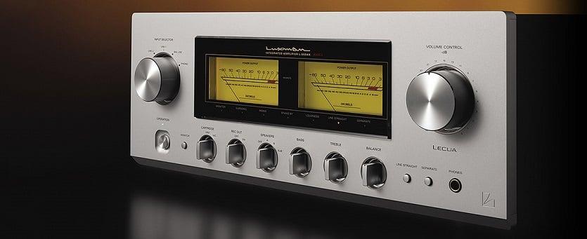 Luxman L550AXII
