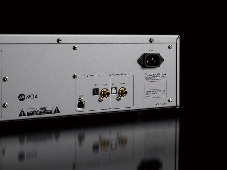 Luxman D-03X