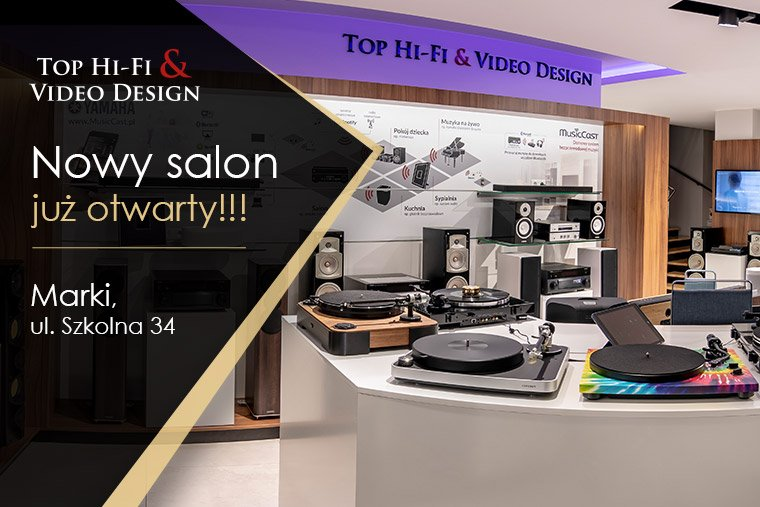 Salony Top Hi-Fi & Video Design