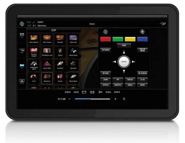 Yamaha AV Controler