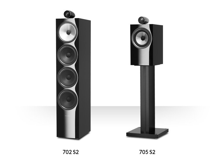 Bowers & Wilkins 702 S2 i 705 S2