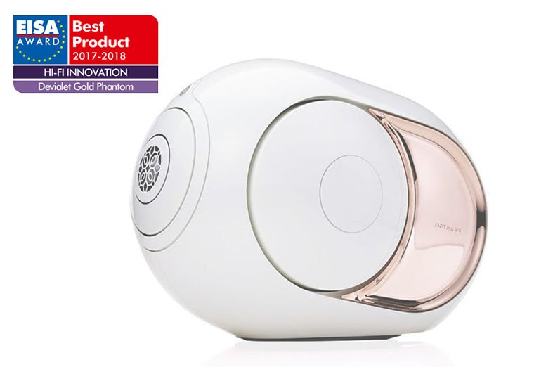 Devialet Gold Phantom EISA