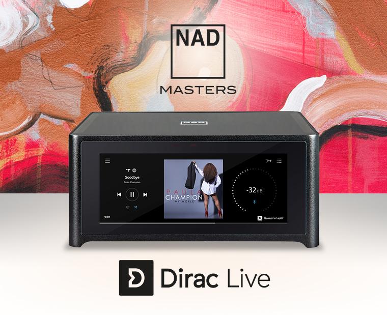 NAD Masters M10